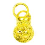 จี้ ทองคำแท้ รูปถุงเงินถุงทอง น้ำหนักทอง 1 กรัม